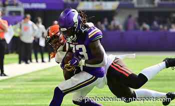Dalvin Cook returns to a full practice