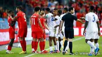 Canada says spitting incident triggered bad blood in World Cup qualifier win over Panama