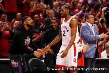 Drake reveals Kawhi Leonard still has feelings for Toronto - Fort McMurray Today