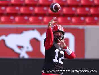 Stampeders' QB Jake Maier tests positive for COVID-19 - Fort McMurray Today