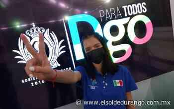 Michelle Lizárraga candidata al Premio Estatal del Deporte - El Sol de Durango