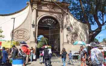 Dia de muertos: No habrá restricciones en panteón de Durango - El Sol de Durango