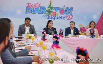 Anuncian Radiomaratón en Durango - El Sol de Durango