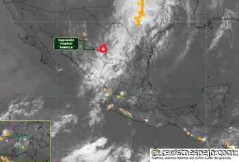 Pamela ya es depresión tropical; dejará lluvia en Coahuila, Durango, Nayarit y Sinaloa - Revista ESPEJO