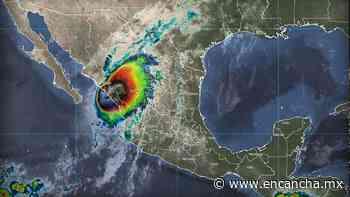"""Tormenta tropical """"Pamela"""", llega a Durango y suspenden clases - EnCancha.mx"""