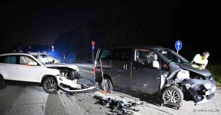 Mannheim:  Zwei Personen müssen nach Unfall ins Krankenhaus (Update)