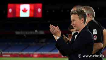 Priestman looks to turn Canadian women's soccer team into perennial contender