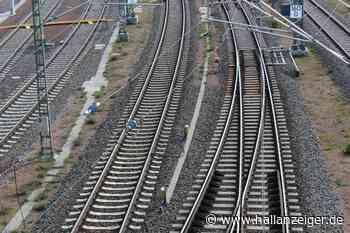 Einschränkungen im Zugverkehr zwischen Halle und Aschersleben an den kommenden Wochenenden - H@llAnzeiger