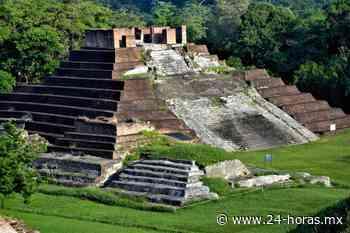 Reabre zona arqueológica de Comalcalco - 24 HORAS
