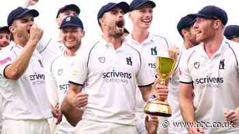 County Championship: Two-division structure to return from 2022 season