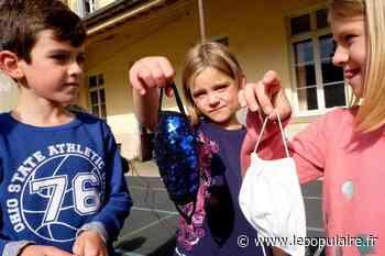 Fin du port du masque à l'école primaire en Haute-Vienne à partir de lundi 18 octobre - lepopulaire.fr