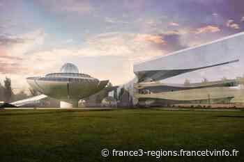 Vienne : lancement officiel de l'institut Joël Robuchon, un projet gargantuesque - France 3 Régions