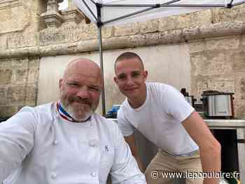 Un jeune candidat de Haute-Vienne dans Objectif Top Chef sur M6 avec Philippe Etchebest - lepopulaire.fr
