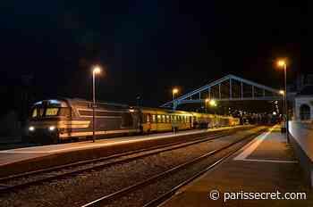 Un train de nuit va relier Paris à Vienne dès le mois de décembre. La billetterie est ouverte ! - Paris Secret
