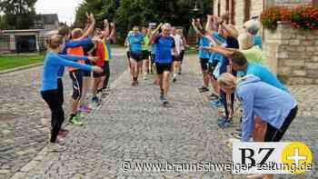 Leichtathletik-Verband feiert 75-jährige Gründung mit Fackellauf