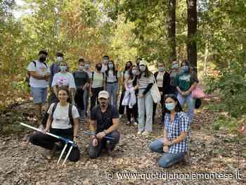 Gli studenti di Vercelli vivono un giorno da Forestale - Quotidiano Piemontese