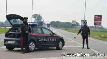 Fugge all'alt dei carabinieri: inseguimento ad alta velocità da Vercelli a Castell'Apertole - InfoVercelli24.it