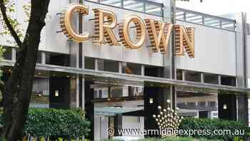 Crown's Victorian fate balances on report - Armidale Express