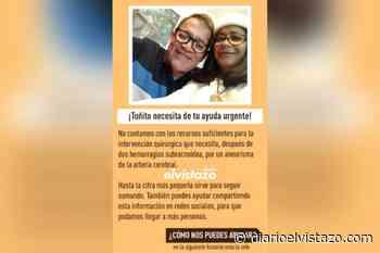 Jubilado de Pdvsa San Tomé sigue hospitalizado en Margarita sin apoyo, afirma su familia - Diario El Vistazo