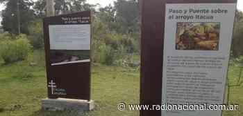 Inició la capacitación para guías de sala y sitio en Santo Tomé - Radio Nacional