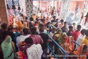 Coronavirus India Latest Update Live: India's temple run and impending third wave - The Financial Express