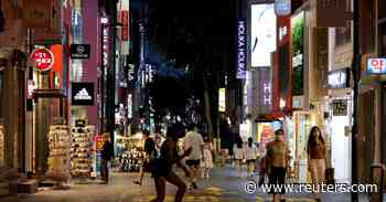 S.Korea eases coronavirus gathering curbs before switch to 'living with COVID' - Reuters