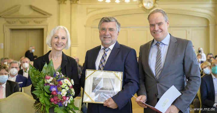 Heidelberg:  Hans-Jürgen Heiß in den Ruhestand verabschiedet