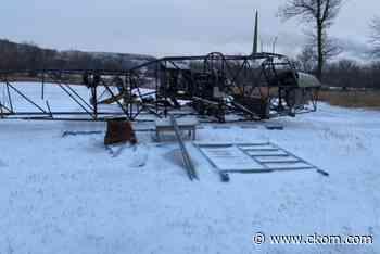 WW2 Era Plane Discovered Near Estevan - CKOM News Talk Sports
