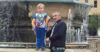 Tragedy as 'hero' Hull dad drops dead at home in front of son, 9