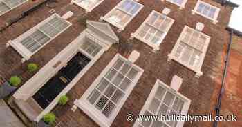 The incredibly modern refurbished Georgian townhouse in the heart of Hull's Old Town