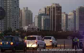 Decenas de multas y varios vehículos retenidos durante operativos de tránsito - maldonadonoticias.com