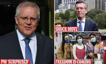 Australians will finally be allowed overseas from November 1