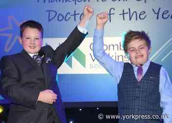 York Community Pride Awards: Unsung heroes in spotlight at ceremony