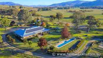 Jaw-dropping $16 million for three-in-one Murray River farm