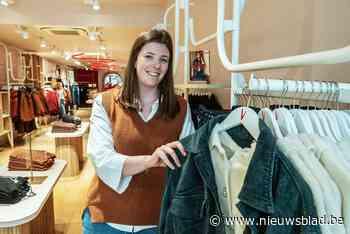 Zusje van Bel & Bo opent eerste winkel in centrum Roeselare: Eviva mikt op dames met een maatje meer