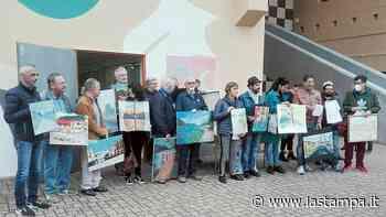 """Un pittore di casa vince il concorso """"Scorci su tela"""" di Omegna - La Stampa"""