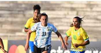 Con el regreso de la ex Belgrano Urbani, salió la lista de la selección femenina - La Voz del Interior