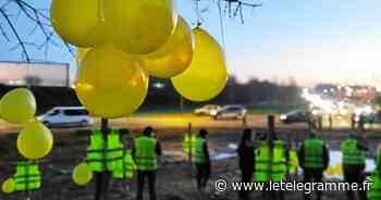 Saint-Brieuc : les Gilets jaunes de retour sur le rond-point de Brézillet, samedi 16 octobre - Le Télégramme