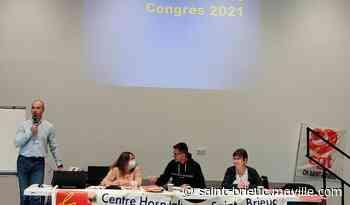 Saint-Brieuc. La CGT de l'hôpital Yves-Le Foll vent debout contre la fusion avec Paimpol et - maville.com
