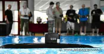 Saint-Brieuc : les sous-marins télécommandés investissent Aquabaie samedi 16 et dimanche 17 octobre - Le Télégramme