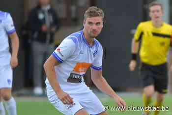 "Frederik Dejonghe (SV Wevelgem City): ""Nog niet op kruissnelheid"""