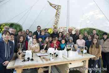 Jongeren geven cultuurhuizen creatieve make-over voor festival Krikrak