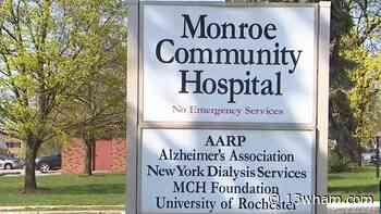 Monroe Community Hospital accepts new rehab patients again - 13WHAM-TV
