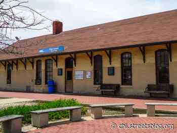 Metra board approves $3.1M contract for rehab of Rock Island Line's Vermont St. station - Streetsblog Chicago