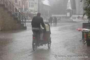 Ondergelopen straten en tot 60 cm water tegen de gevels: wat als het écht zwaar regent in Gent?