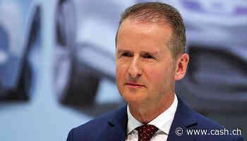 Autohersteller - VW-Chef: Tesla-Wettbewerb annehmen - um Jobabbau «geht es nicht»