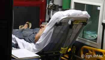 Homem pede socorro à mãe após ser esfaqueado em Ponta Grossa - CGN