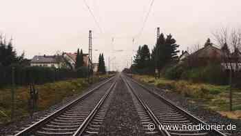 Polizei holt Mädchen aus Gleisbereich in Neubrandenburg - Nordkurier
