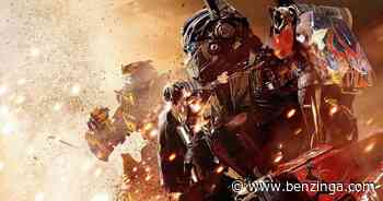 Transformers Augmented Reality Game Coming From Studio Behind 'Pokemon Go' - Benzinga - Benzinga