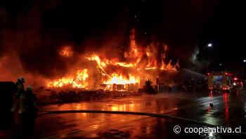 Un incendio dejó al menos 46 muertos y decenas de heridos en Taiwán